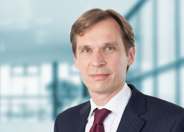 Markus Trettnak, Partner, head of forensic, risk & compliance