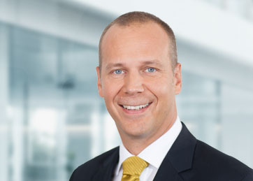 Christoph Achzet, Partner, head of competence center IT audit & advisory